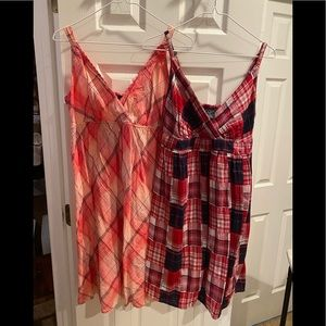 Lot of Two Faded Glory Sundresses!